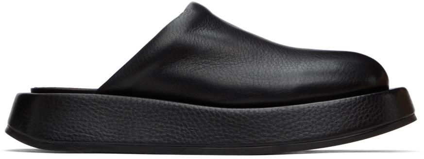 Marsèll 黑色 Pianta 凉鞋