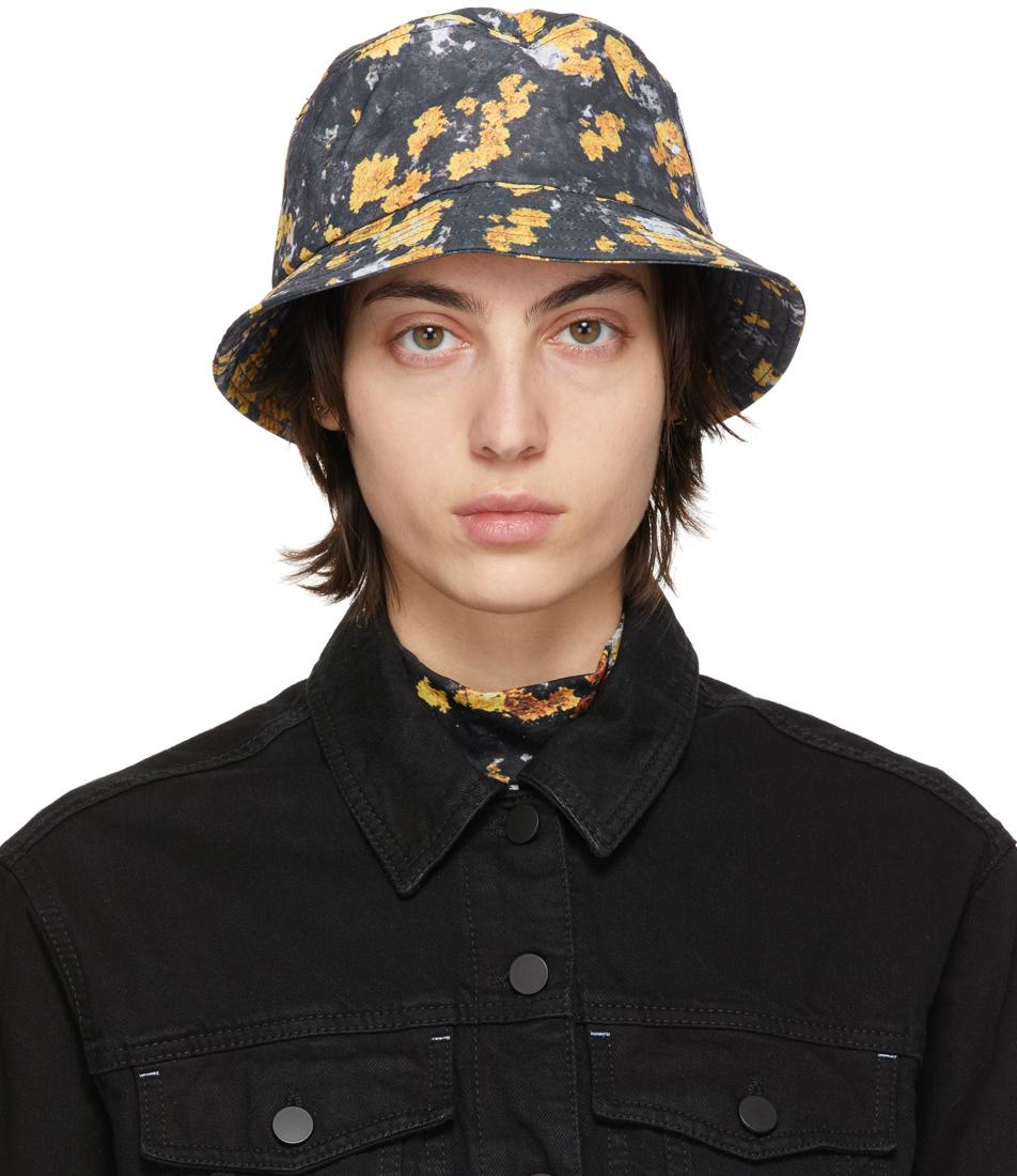 MCQ 灰色 Albion 系列渔夫帽