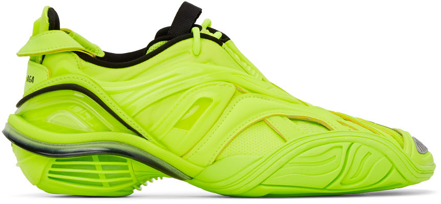 Balenciaga 绿色 Tyrex 运动鞋