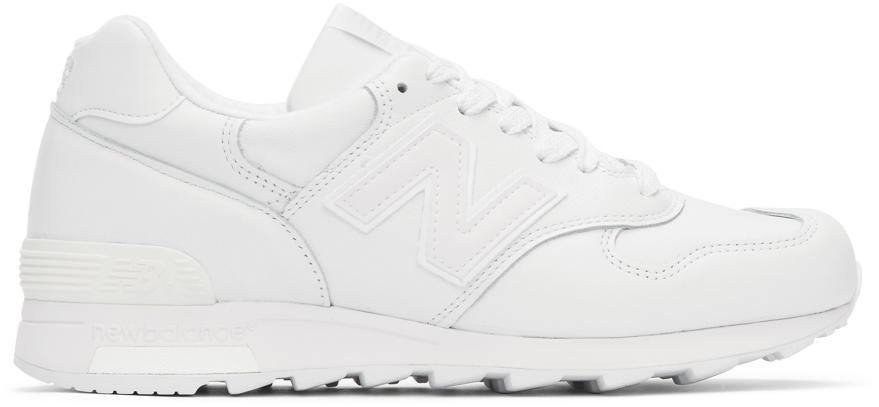 New Balance 白色 M1400B 美产运动鞋