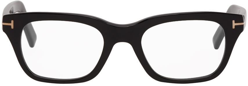 TOM FORD 黑色 Soft 防蓝光眼镜
