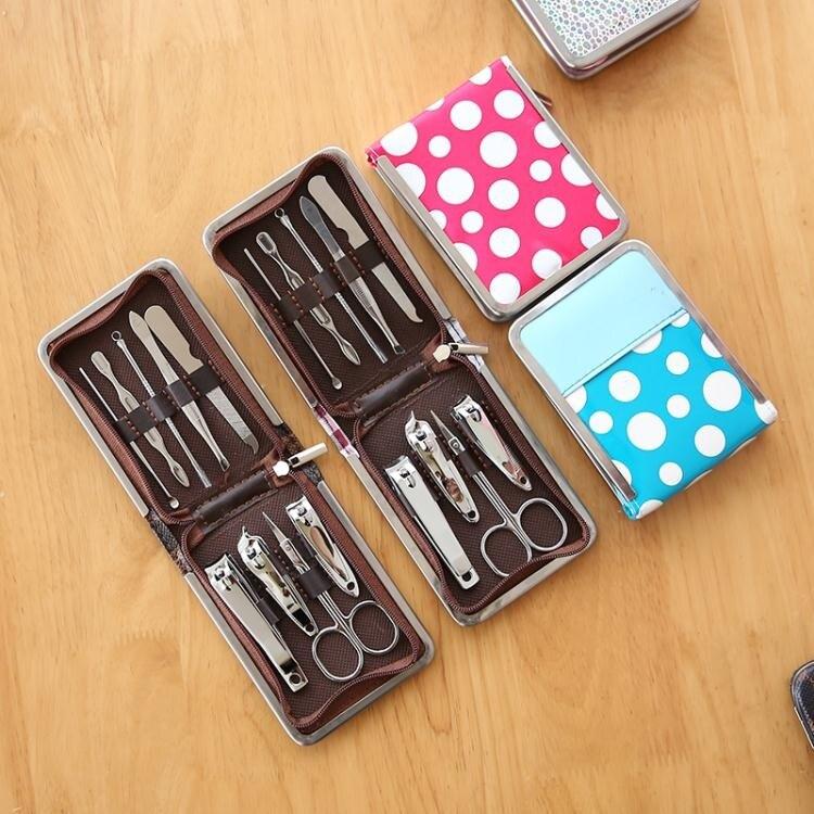 可愛成人不銹鋼指甲刀工具套裝家用刀指甲鉗指甲剪德國美甲修腳刀