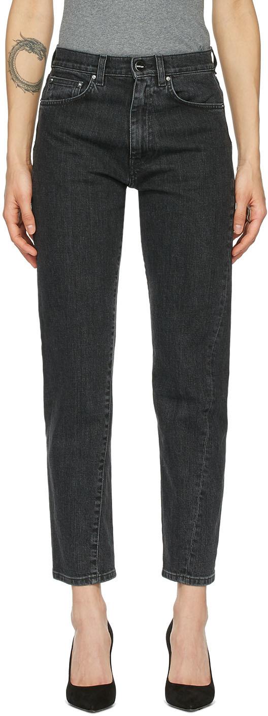 Totême 灰色 Original 牛仔裤