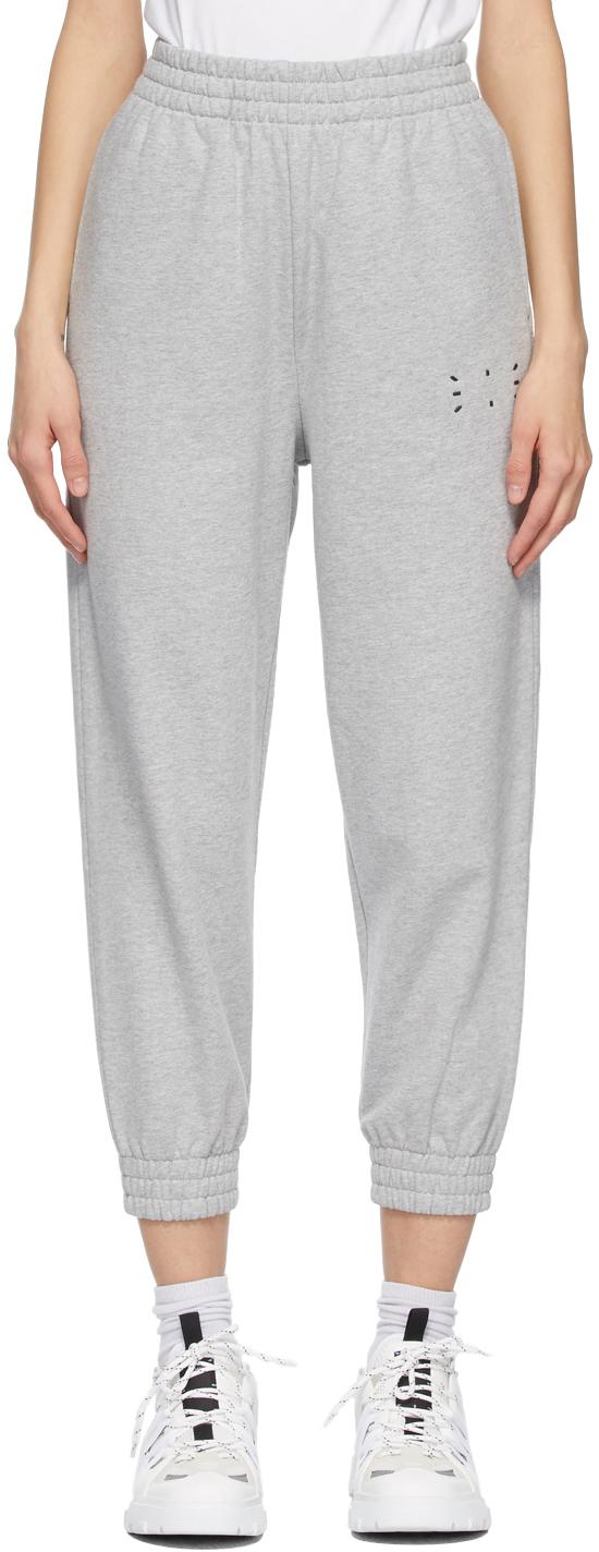 MCQ 灰色 No.0 系列 Jack Branded 运动裤