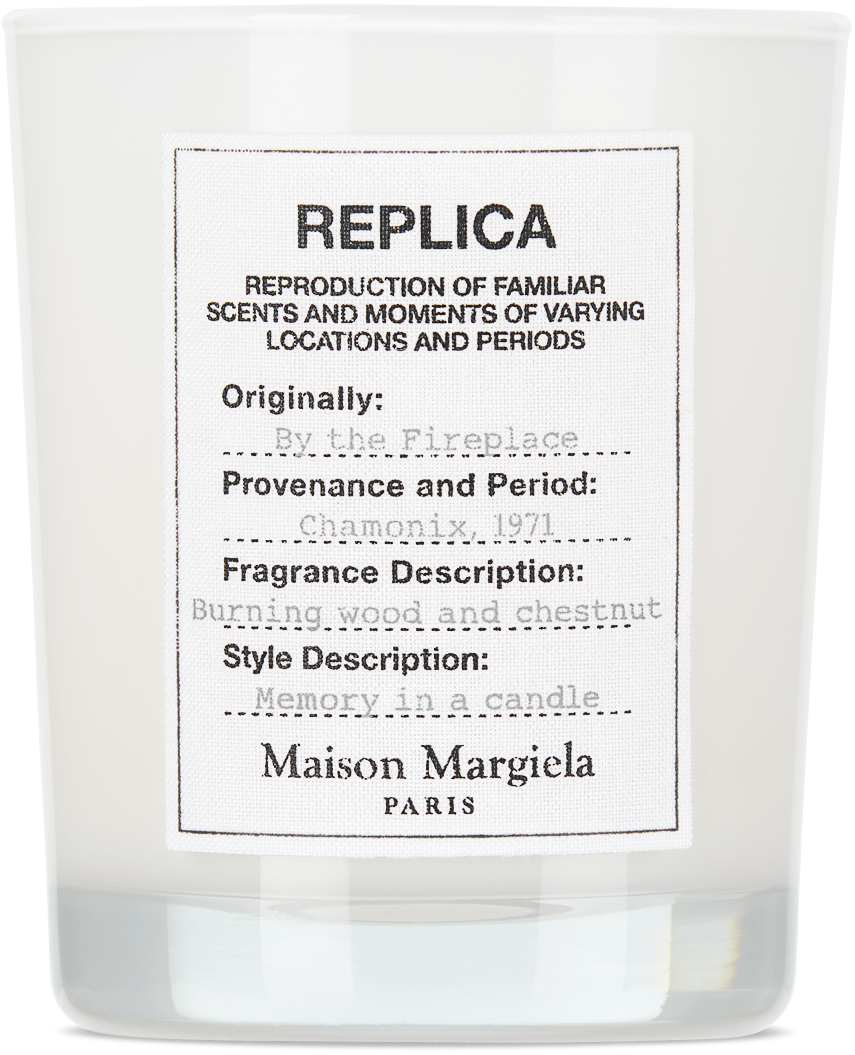 Maison Margiela Replica By The Fireplace 香薰蜡烛 5.82oz