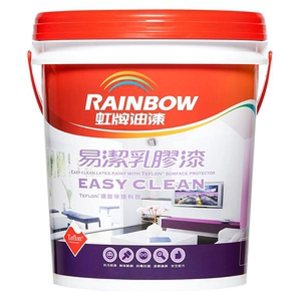(組)彩虹屋易潔乳膠漆 百合白 10L-2入