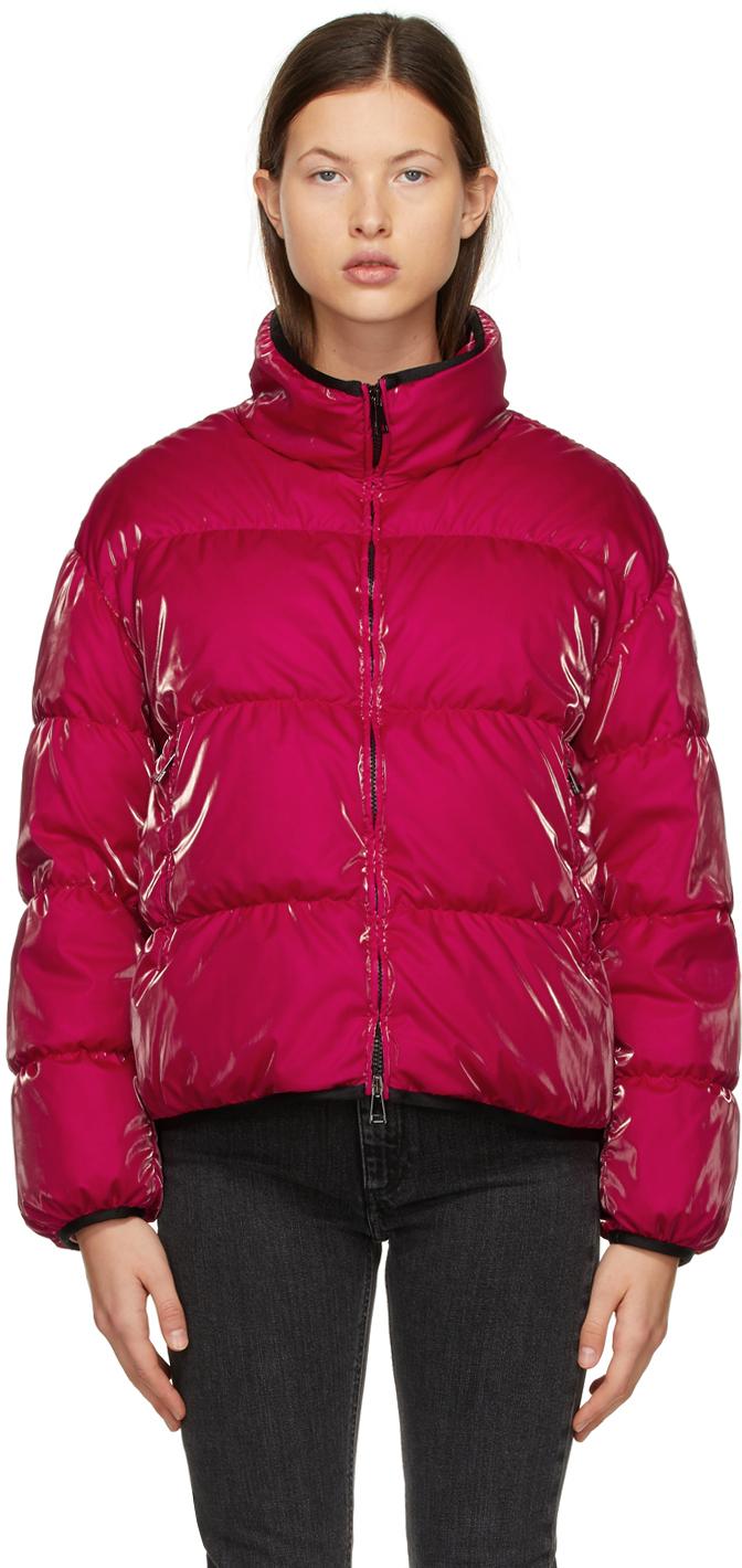 Moncler 红色 Grenit 羽绒夹克