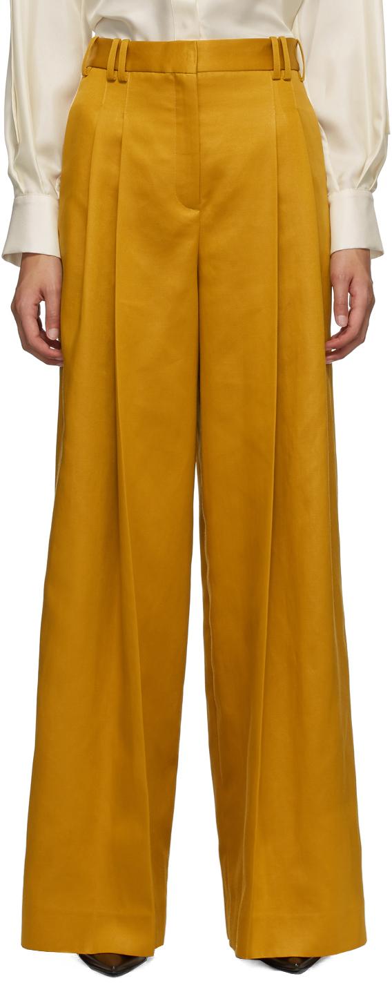 Partow 黄色 Wren 长裤