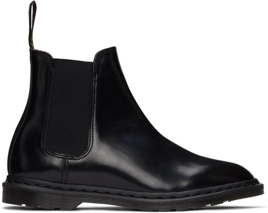 Dr. Martens 黑色 Graeme II 切尔西靴