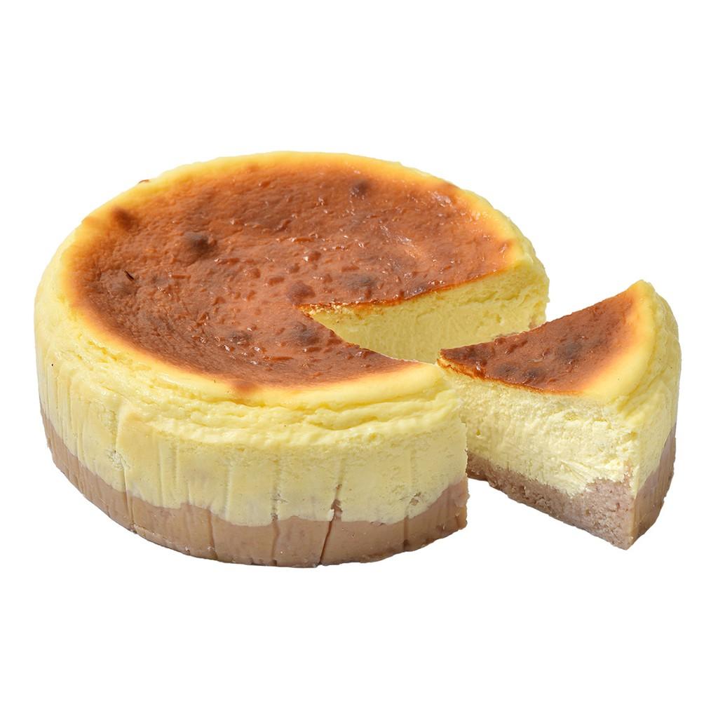 【不二緻果-高雄不二家-】 6吋聖巴斯克-芋頭(含運)