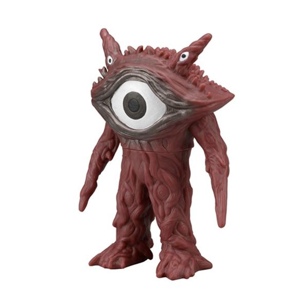 《超人力霸王》怪獸軟膠-奇獸眼Q