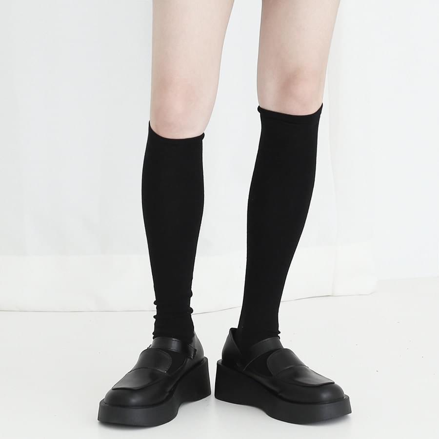 韓國空運 - Lenti Mary Jane Loafers 樂福鞋