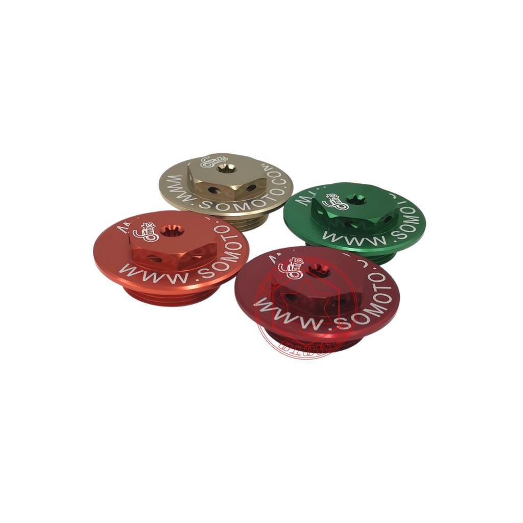 SOMOTO鎍銆客【出清專區】 曲軸外蓋、機油注入孔、齒輪油注入孔