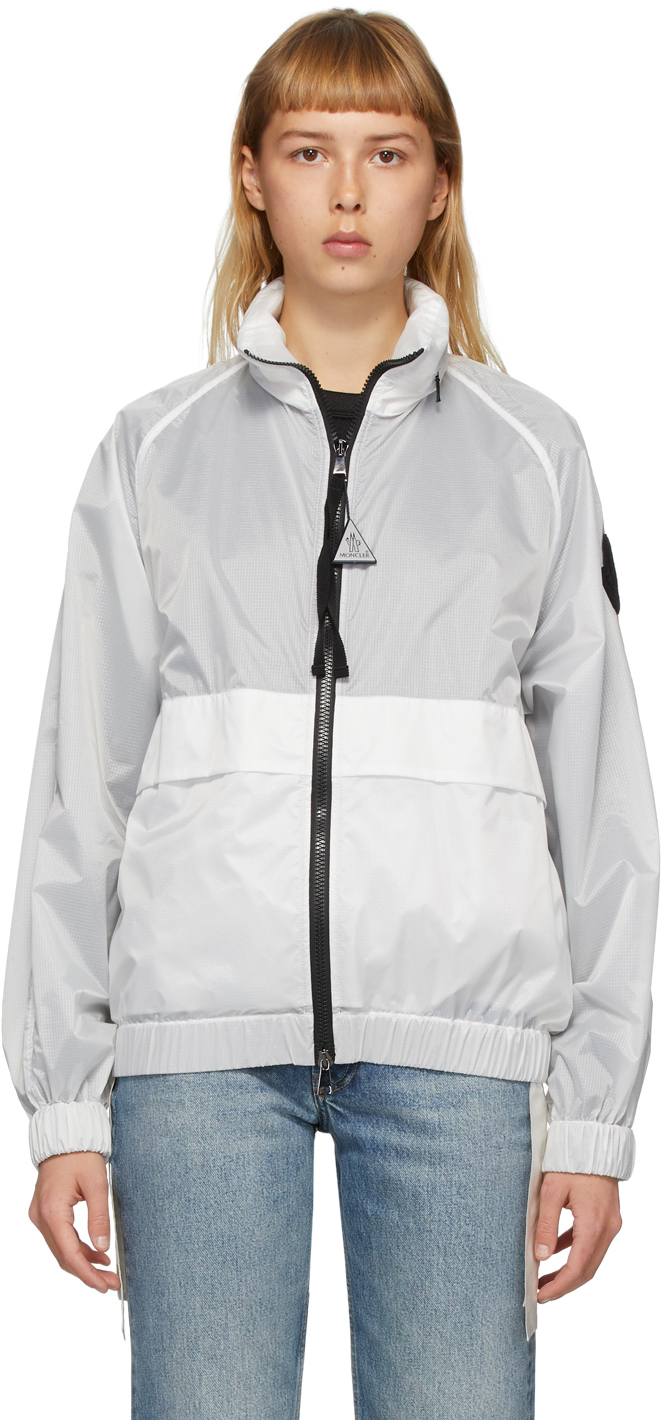 Moncler 白色 Groseille 夹克