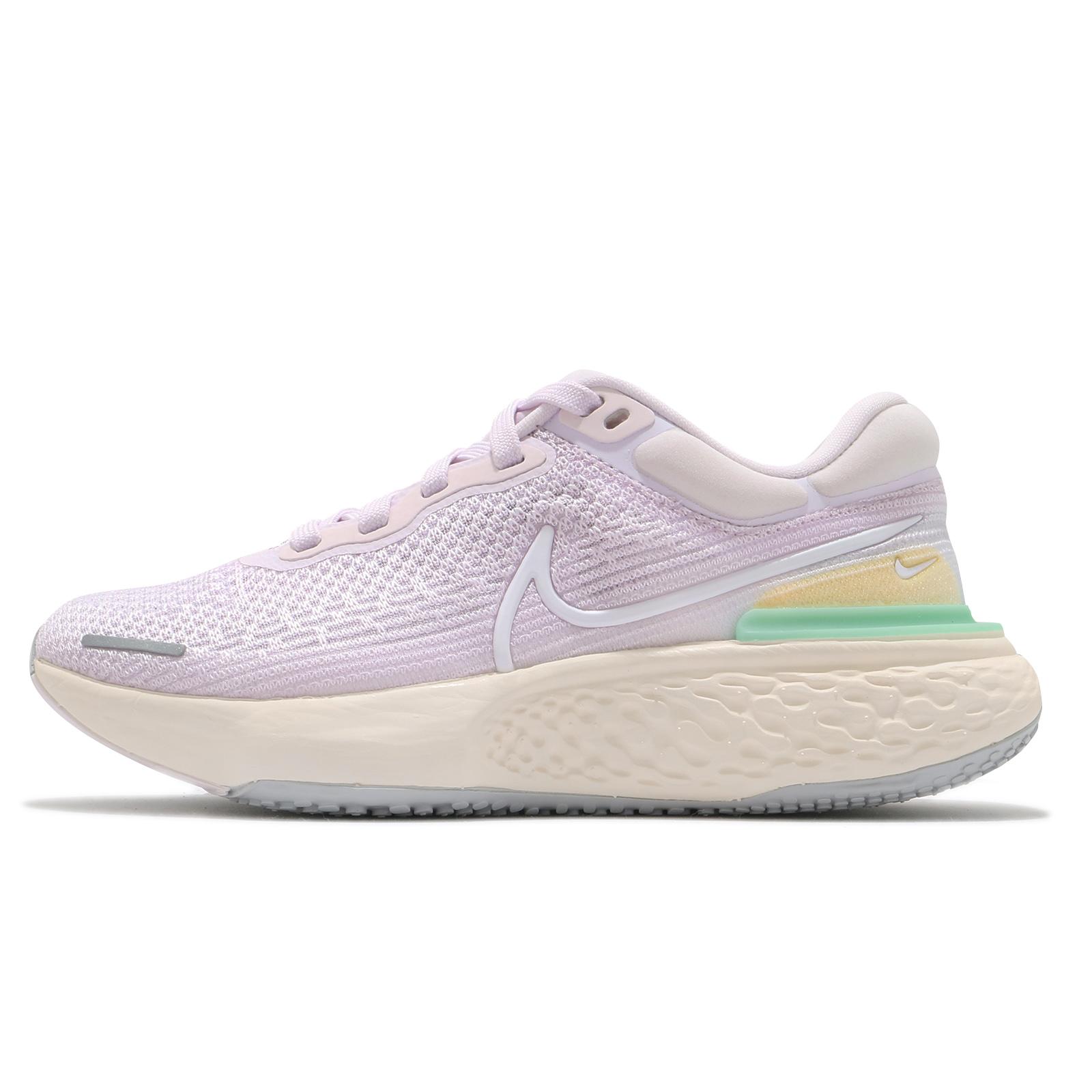 Nike 慢跑鞋 Wmns ZoomX Invincible Run FK 粉紫 女鞋 【ACS】 CT2229-500