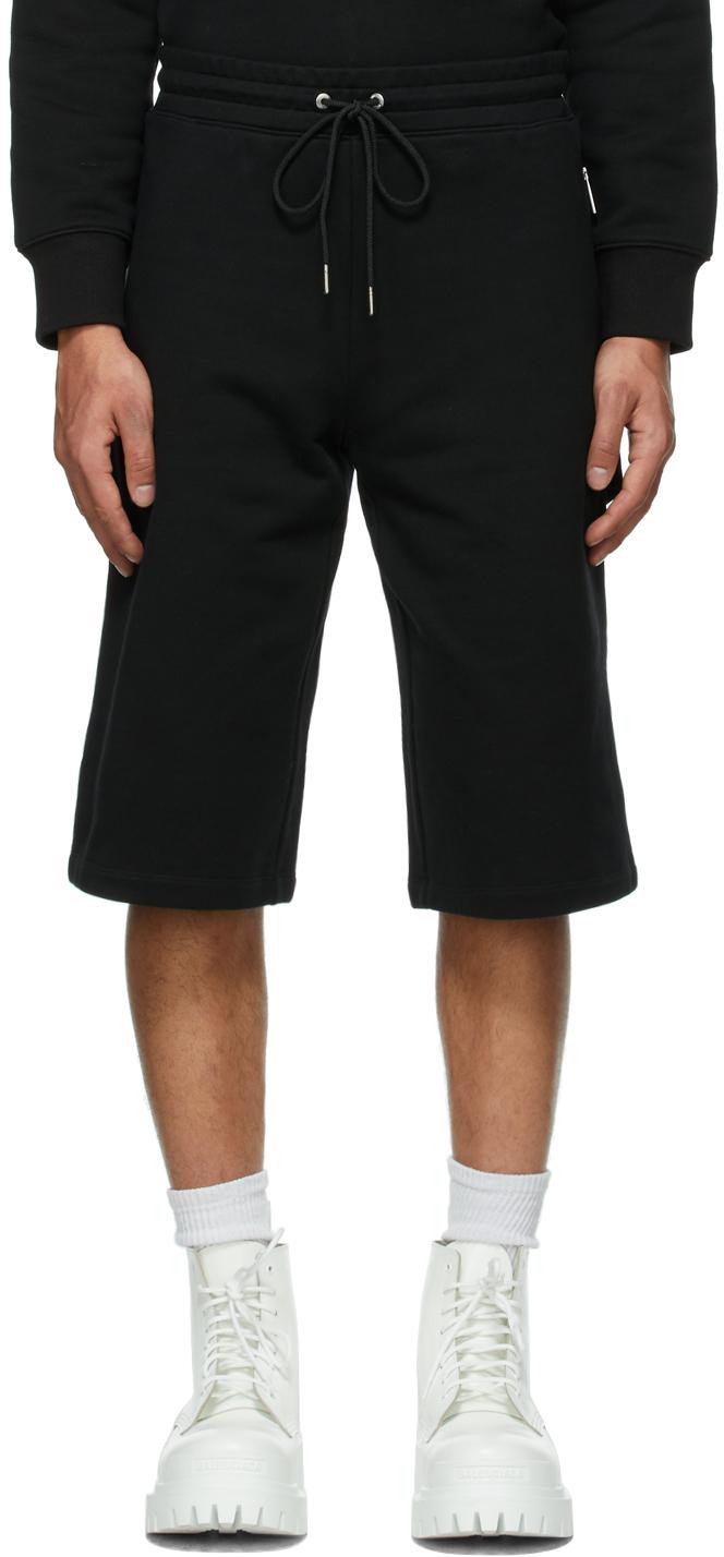 Dion Lee 黑色 Utility 运动短裤