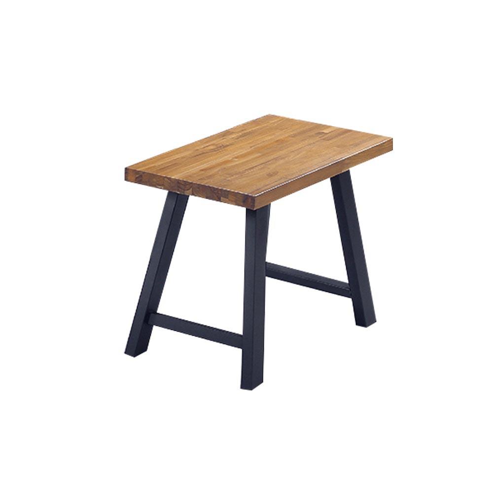 Boden-赫拉柚木小椅凳/板凳(四入組合)