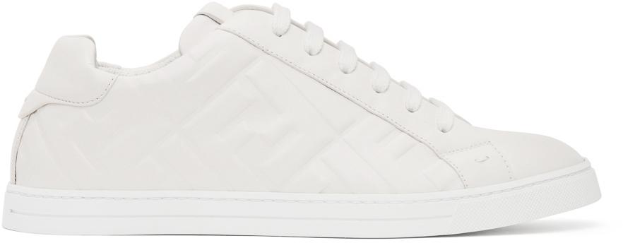 Fendi 白色 Forever Fendi 运动鞋