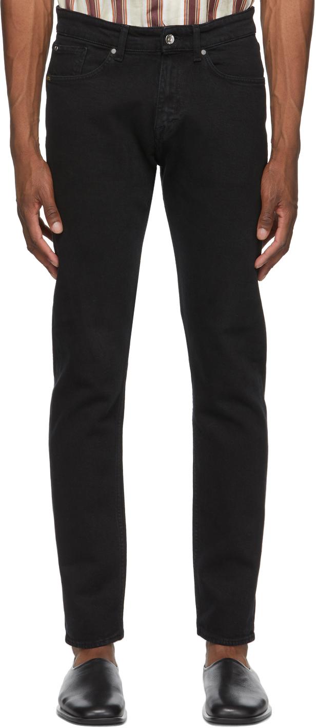 Tiger of Sweden Jeans 黑色 Rex 牛仔裤
