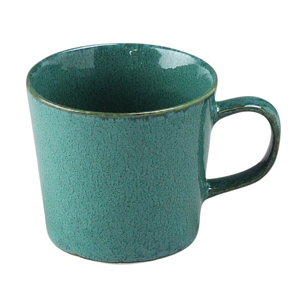 【日本製】Natural Color 馬克杯 綠 美濃燒 SD-2437 - 日本製