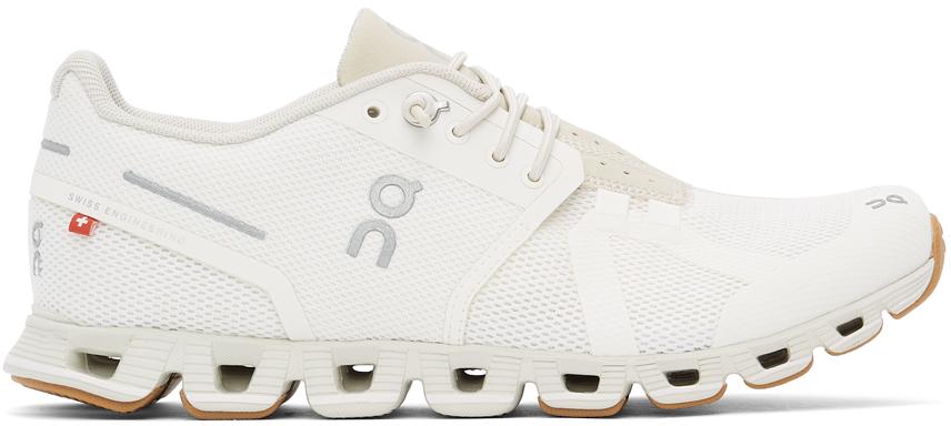 On 灰白色 Cloud 运动鞋