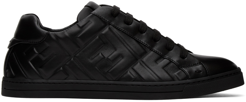Fendi 黑色 Forever Fendi 运动鞋