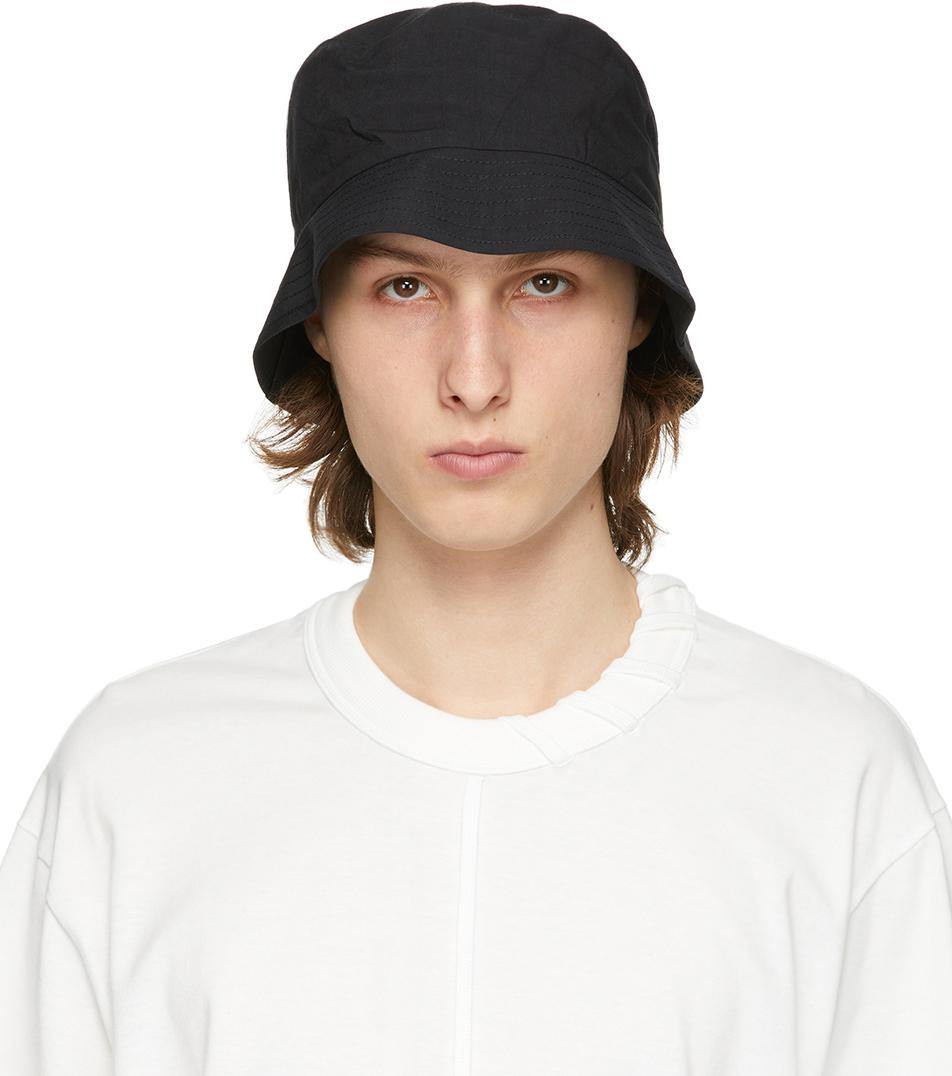 Craig Green 黑色系带渔夫帽