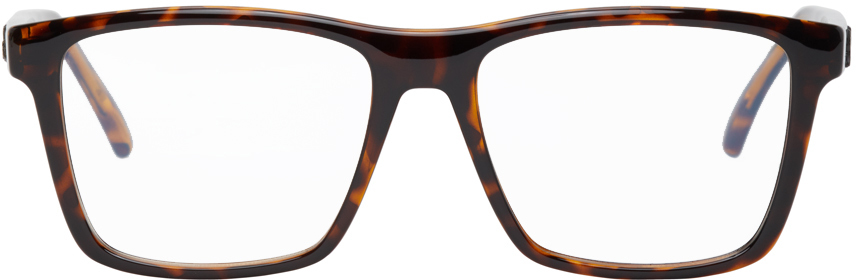 Saint Laurent 玳瑁色 SL 337 眼镜