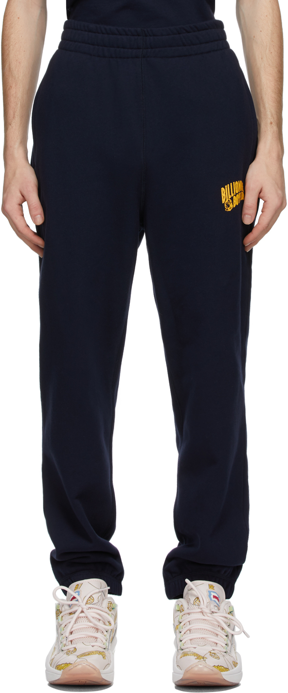 Billionaire Boys Club 海军蓝 Small Arch Logo 运动裤