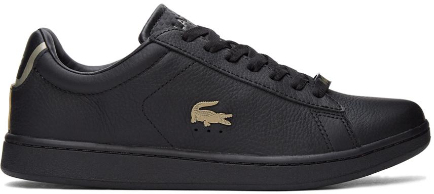 Lacoste 黑色 Carnaby EVO Platinum 运动鞋