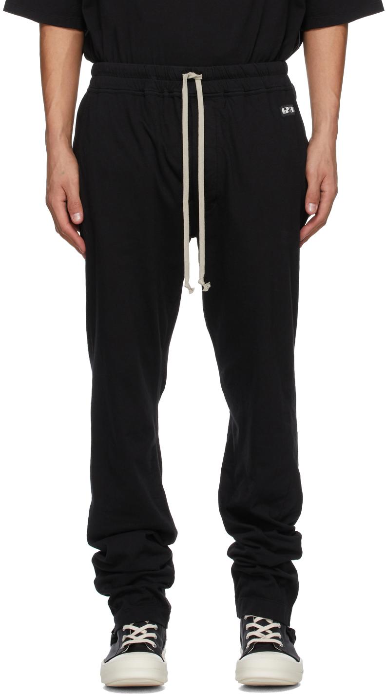 Rick Owens Drkshdw 黑色 Berlin 运动裤