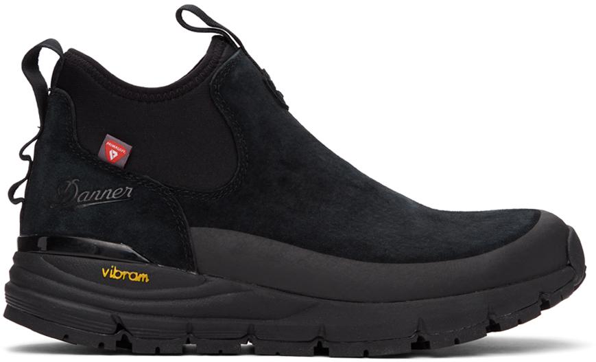 Danner 黑色 Arctic 600 切尔西靴