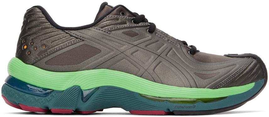 Kiko Kostadinov 黑色 Asics 联名 Gel-Teserakt 运动鞋