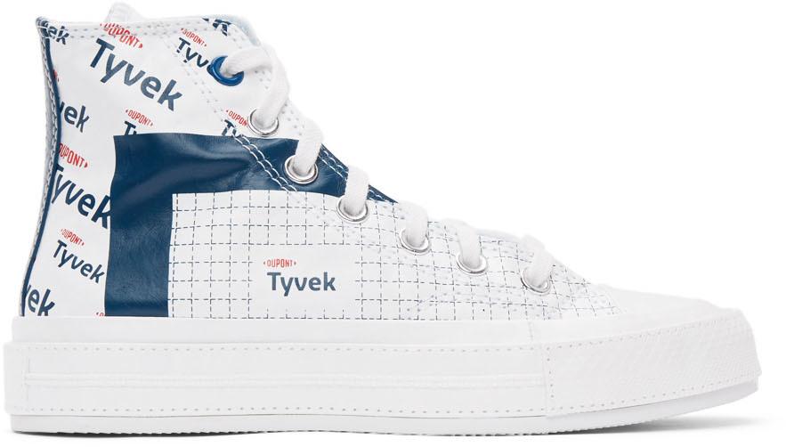 Converse 白色 Chuck 70 高帮运动鞋