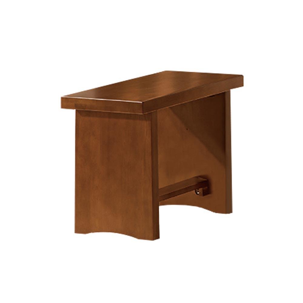 Boden-哈維耶全實木小椅凳/板凳(四入組合)