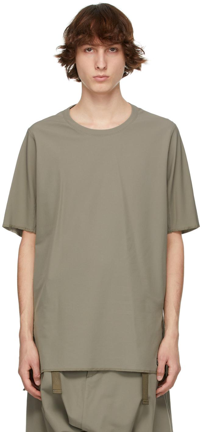 ACRONYM 绿色 S24-DS-B T 恤