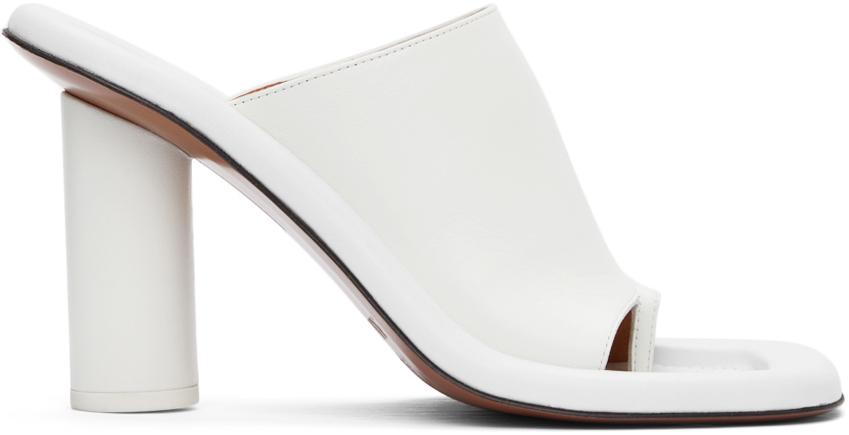 Ambush 白色 Cushion 穆勒鞋