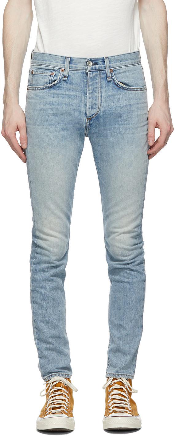 Rag & Bone 靛蓝色 Fit 2 牛仔裤