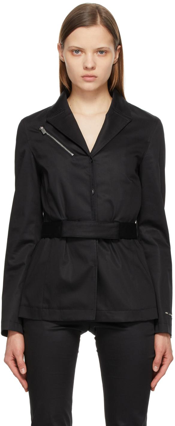 1017 ALYX 9SM 黑色束带西装外套