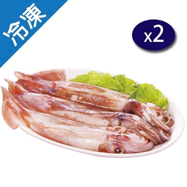 阿根廷生魷魚/尾X2【愛買冷凍】