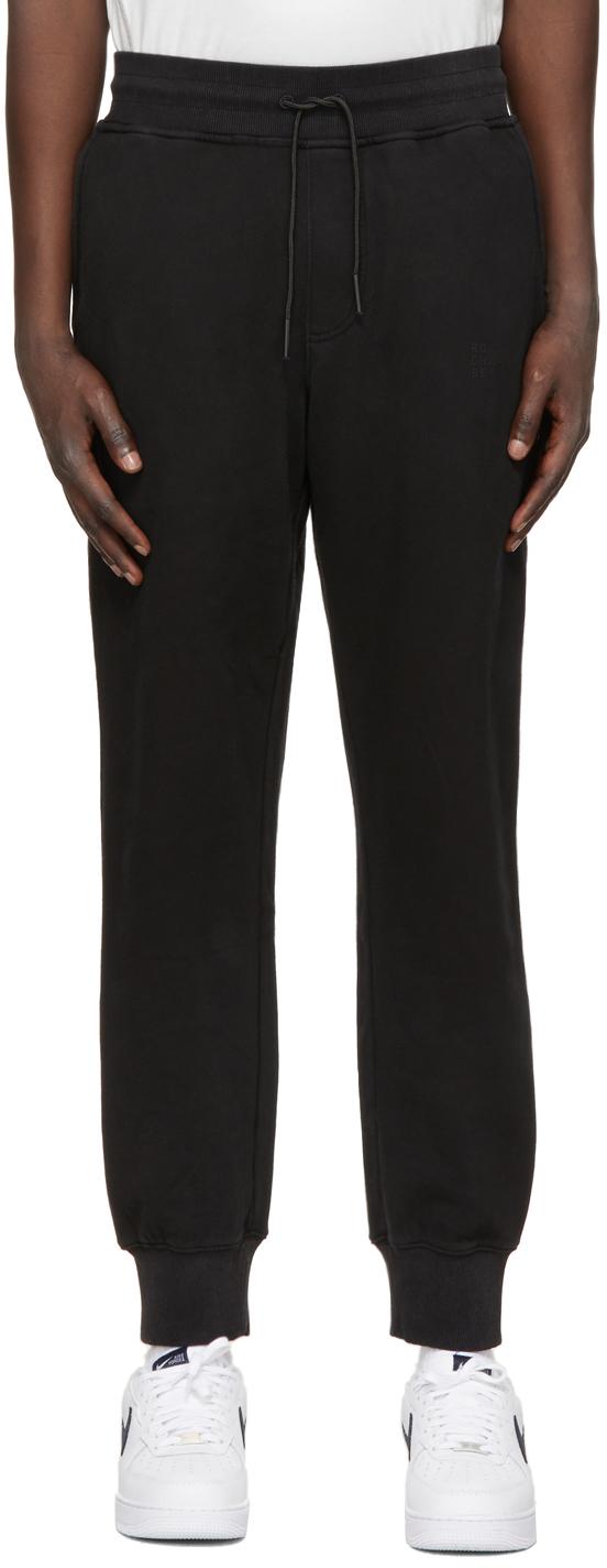 Rochambeau 黑色 Core 运动裤