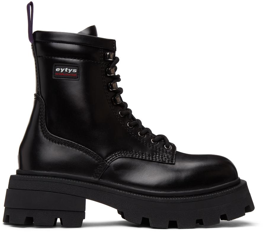 Eytys 黑色 Michigan 踝靴