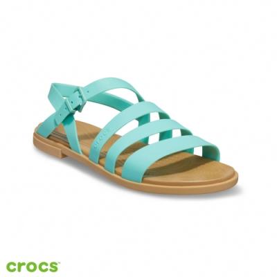 Crocs卡駱馳 (女鞋) 特蘿莉度假風女士涼鞋-206107-3U3