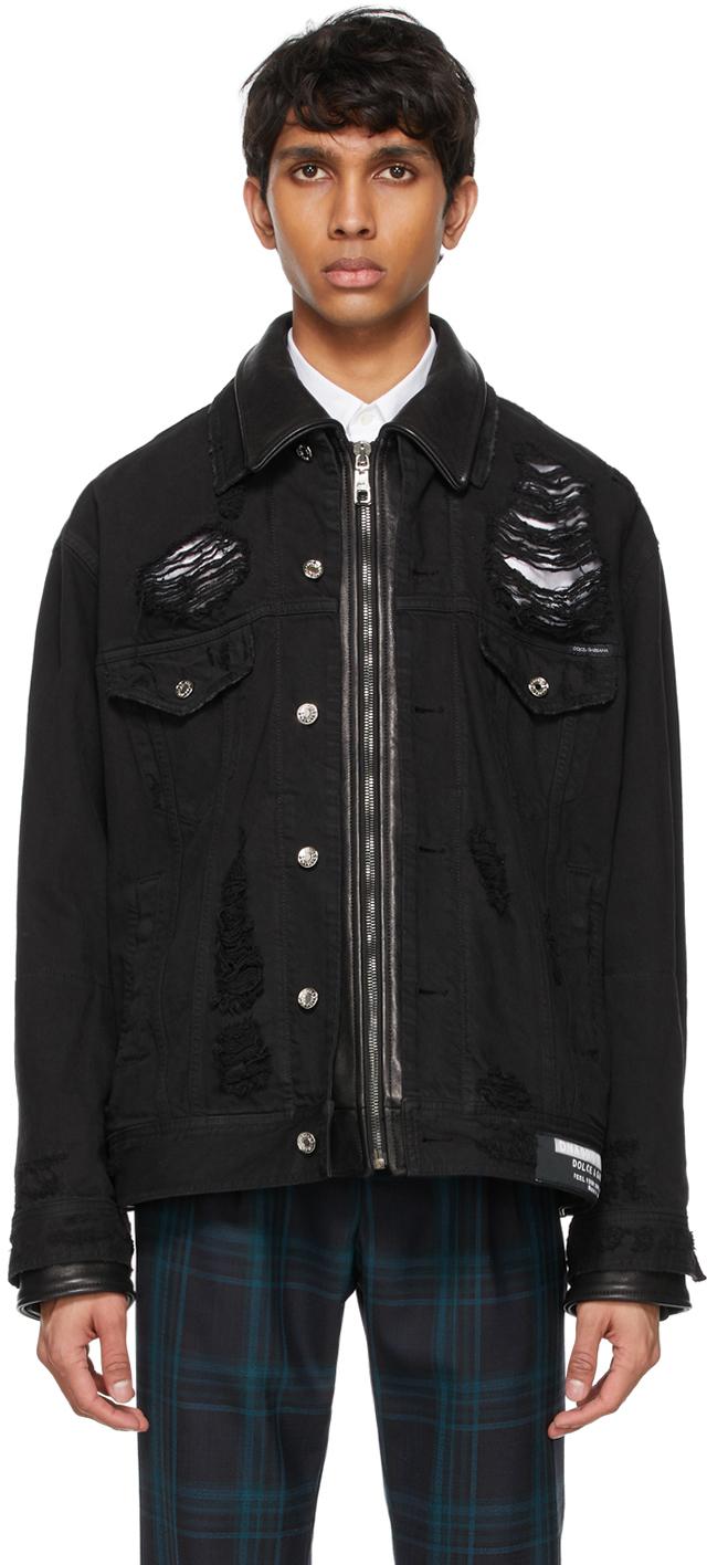 Dolce & Gabbana 黑色 Variant 夹克