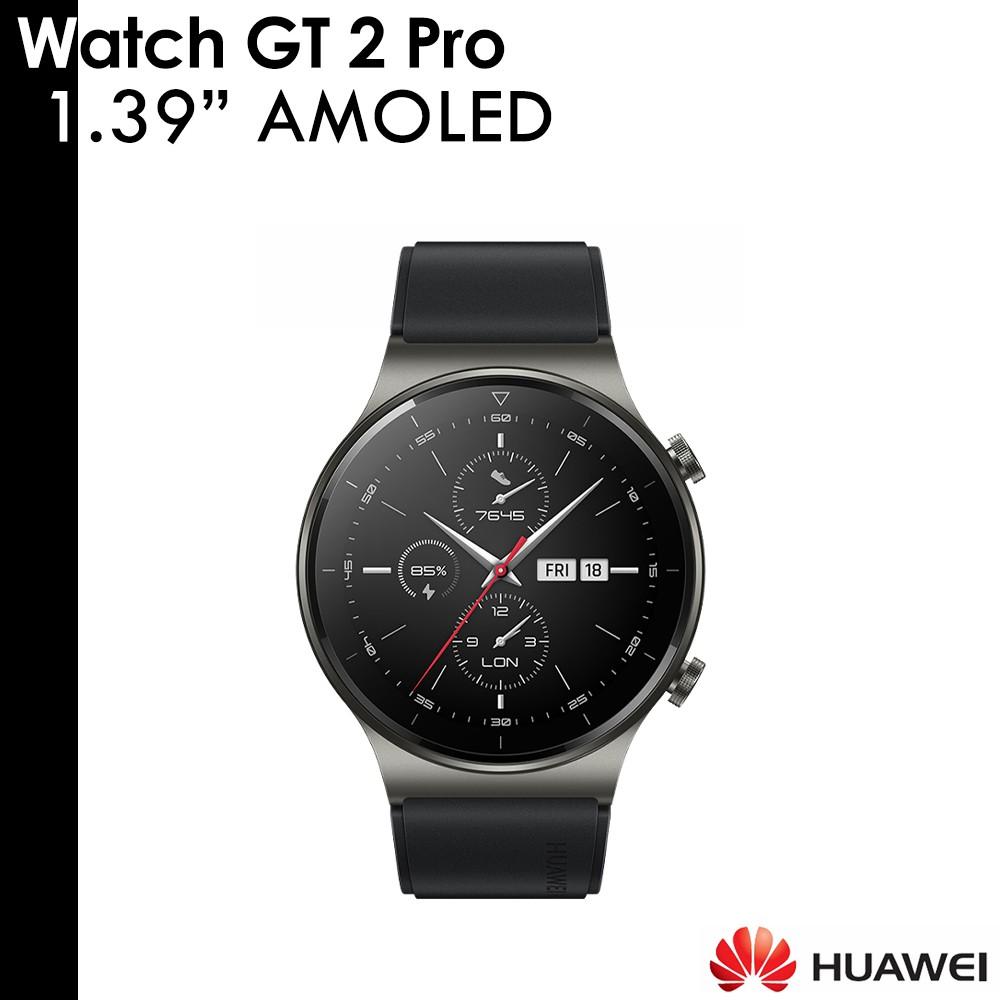 HUAWEI Watch GT 2 Pro GT2 Pro 智慧手錶 運動款 幻夜黑〔送好禮〕