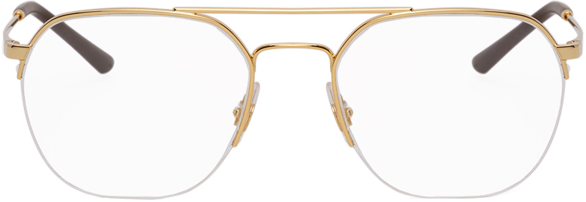 Ray-Ban 金色 Youngster 眼镜