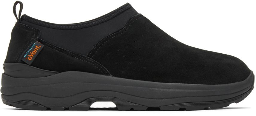 Suicoke 黑色 INO-SEVAB 乐福鞋