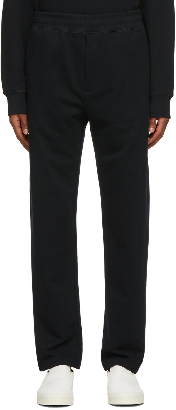 The Row 海军蓝 Ollie 运动裤