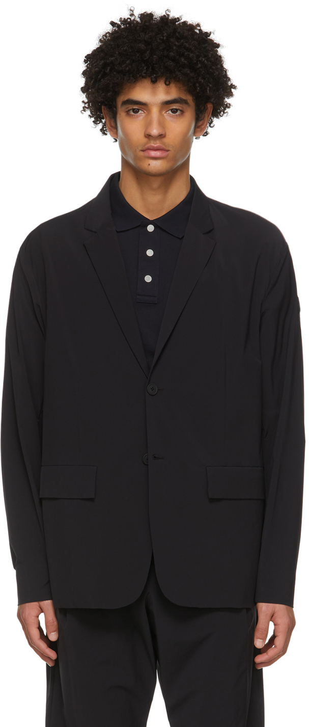 Moncler 黑色 Choux 西装外套