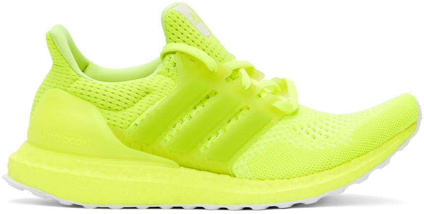 adidas Originals 黄色 Ultraboost 1.0 DNA 运动鞋